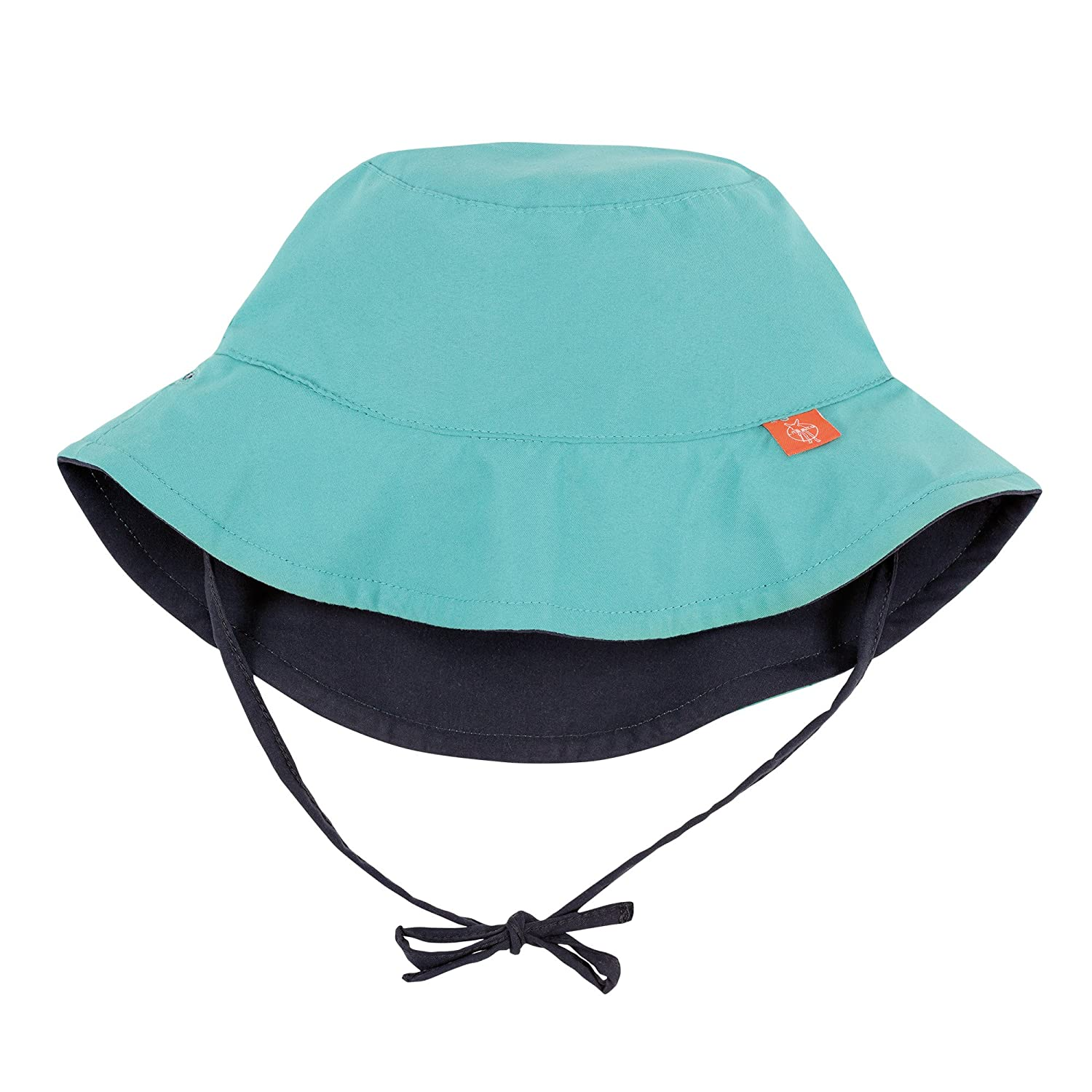 Lassig Baby Sun Protection Bucket Hat UV-Protection 50 Plus-Ice Cream, Size: Toddler, 18-36-Month 1433005106-36