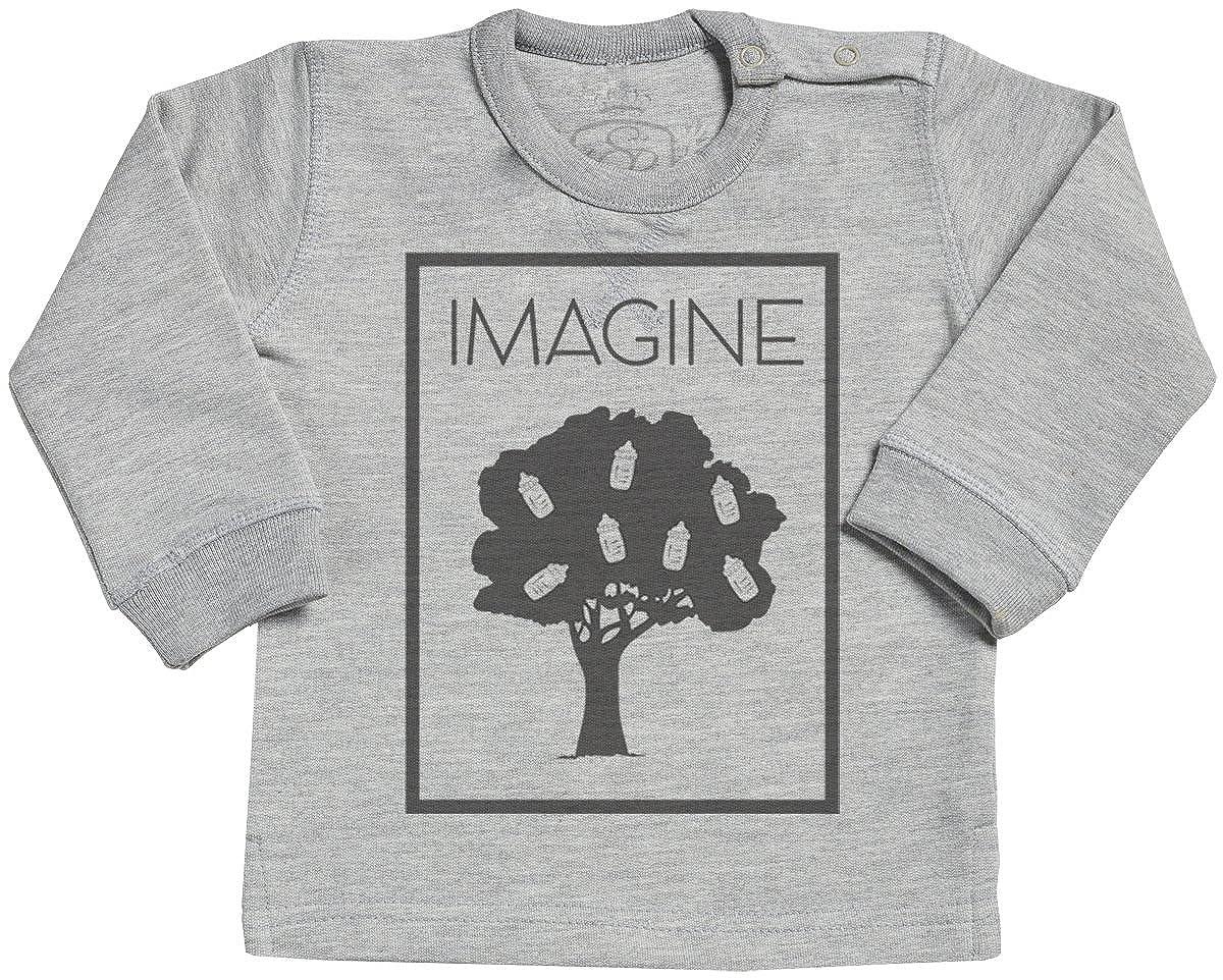 Baby Sweater Gift Baby Clothing Baby Sweatshirt Imagine Design Long Sleave Baby Sweater SR