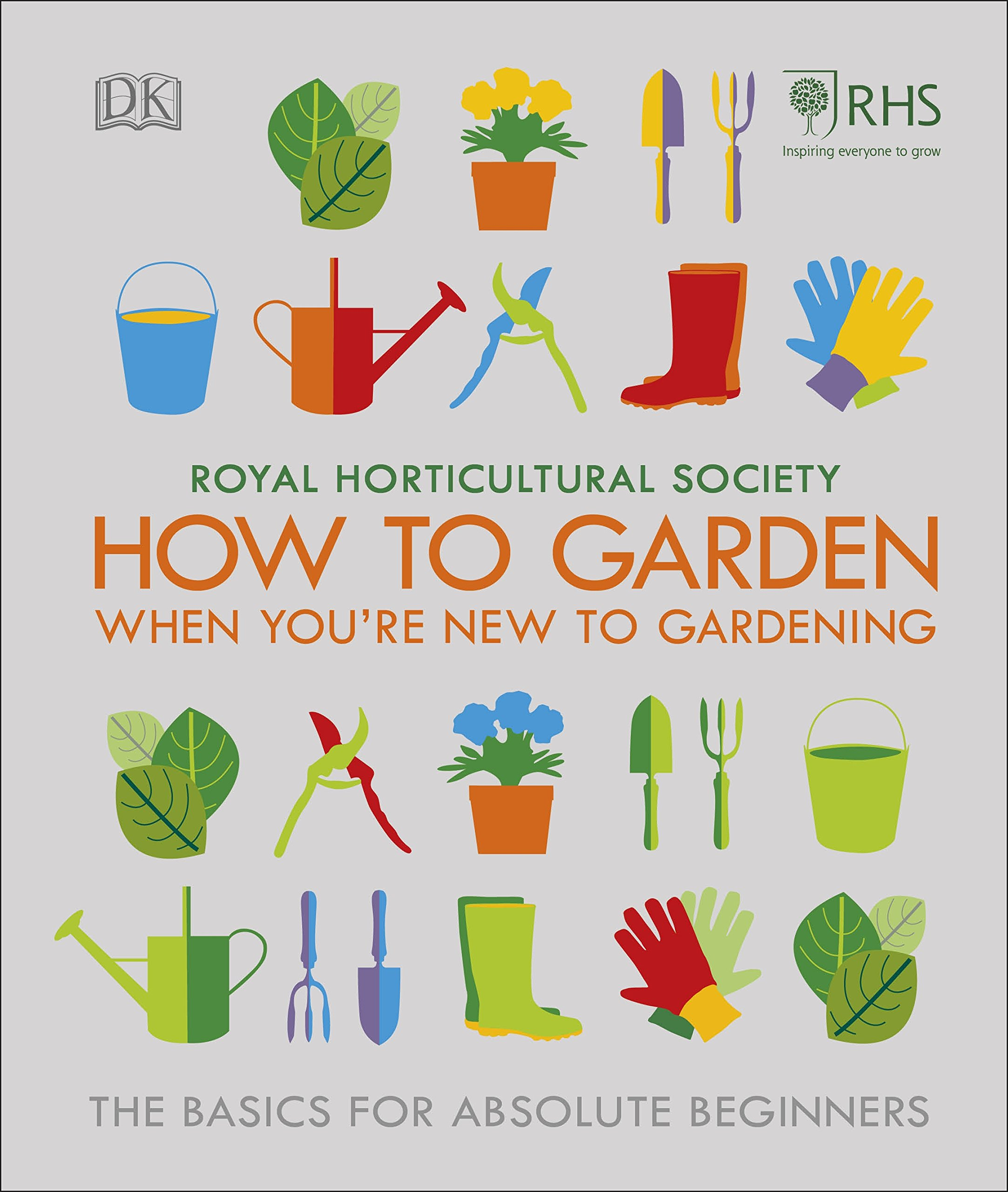 RHS How To Garden When You're New To Gardening: The Basics