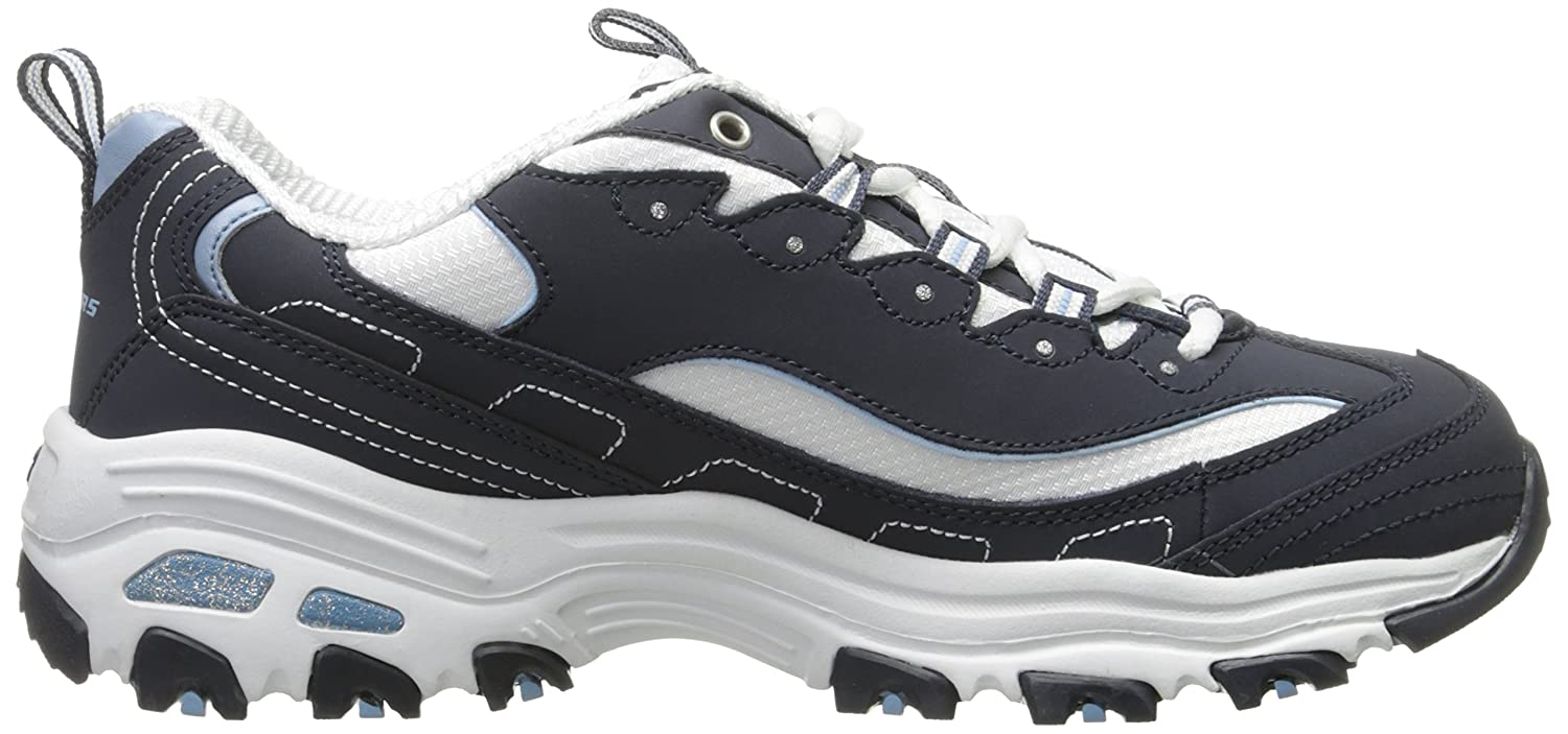 Skechers-D-039-Lites-Women-039-s-Casual-Lightweight-Fashion-Sneakers-Athletic-Shoes thumbnail 30