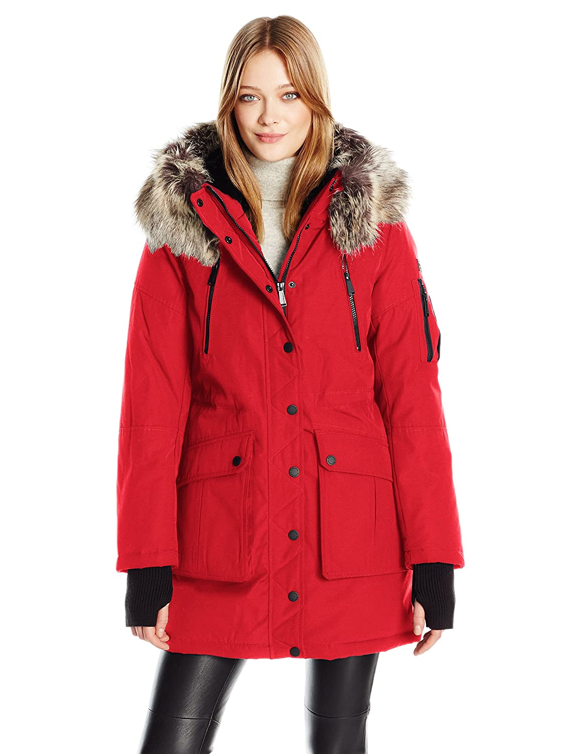 BCBGeneration Women's Parka BCBGeneration Women' s Outerwear BG422639T