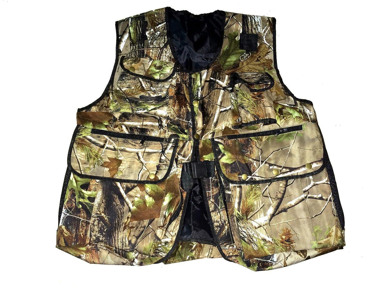 Hawking Bird Handling Codura Vest, Falconry Vest Hunting Black S, M, L, XL