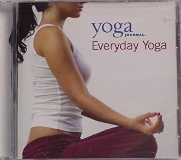 Yoga Journal Everyday Yoga CD - Amazon.com Music