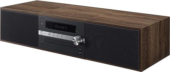 Pioneer X-CM56-B - Microcadena Hi-fi con Bluetooth , Color Negro ...