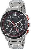 Pulsar Men's PT3395 Analog Display Japanese Quartz Silver Watch