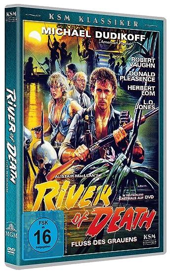 River of Death - Fluß des Grauens KSM Klassiker Alemania DVD ...