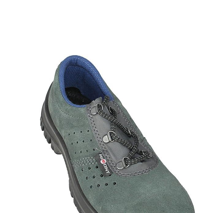 Aimont Vienna Chaussures de Sécurité Norme s1 SRC Chaussures Berufsschuhe  Businessschuhe Plat Vert - Vert - Vert, 39: Amazon.fr: Chaussures et Sacs