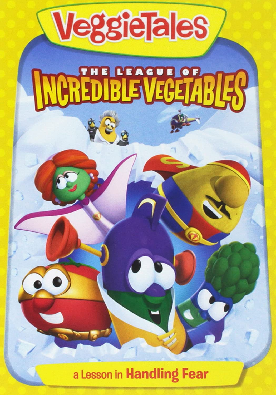 League of Incredible Vegetables (Revised 15 Art)