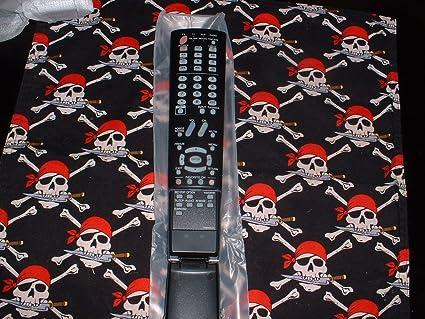 Sharp AQUOS LCD TV Remote Control GA806WJSA GA840WJSA Supplied with models:  LC-40LE700 LC-46LE700 LC-52LE700 LC-40LE810 LC-40LE820 LC-46LE810