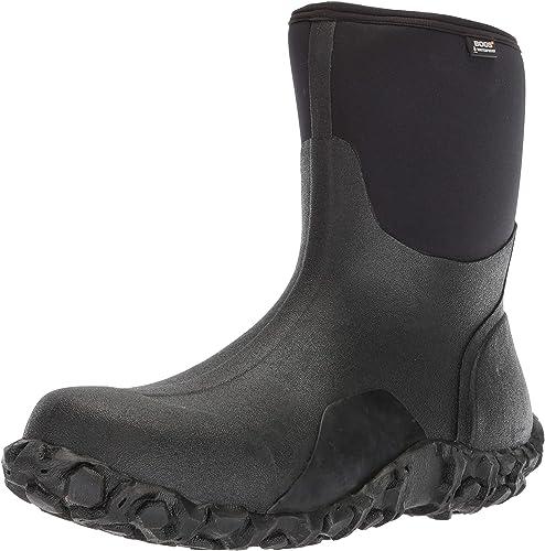 Bogs Mens Classic Mid Waterproof