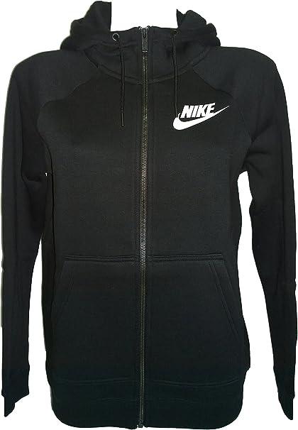 Nike 855409 010 Veste à Capuche Femme