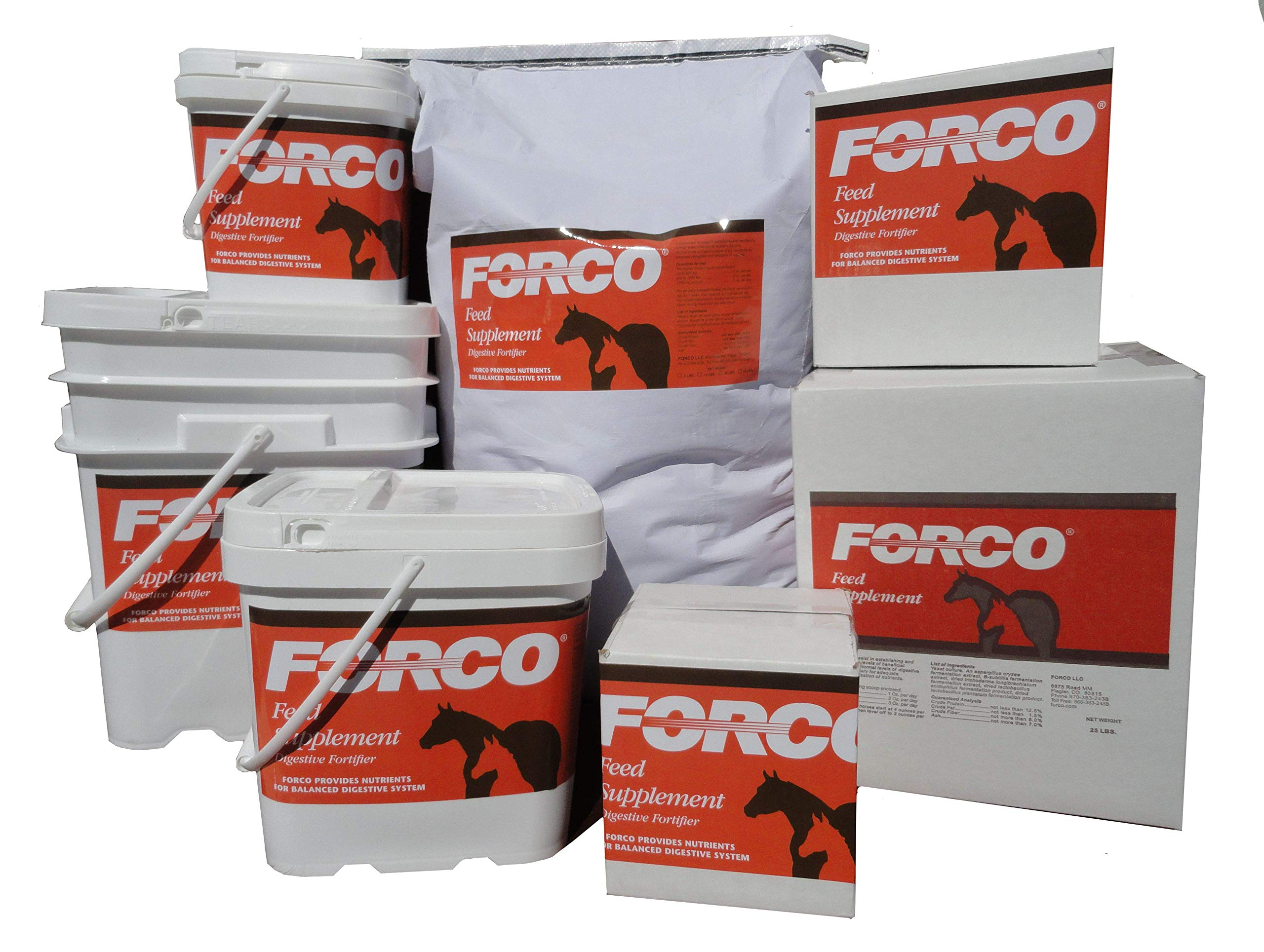 Forco Digestive Fortifier 10 Pound Granule by Forco