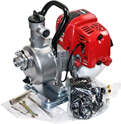 Shindaiwa 34cc Hybrid 4 Engine, 50:1 Fuel Mix, 1