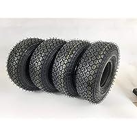Conjunto de 4330x 1004.00–5negro sólido (infilled) neumático