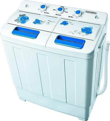 Mini Waschmaschine Waschautomat Toploader Camping Reise Waschmaschine Mobile HOM