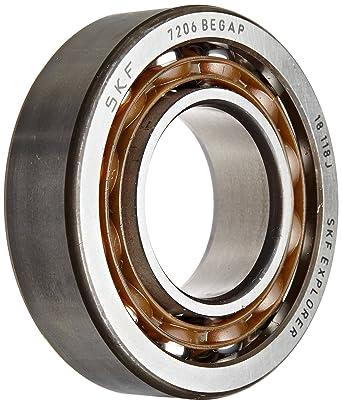 2 Bearing 7203B 17mm x 40mm x 12mm Angular Contact