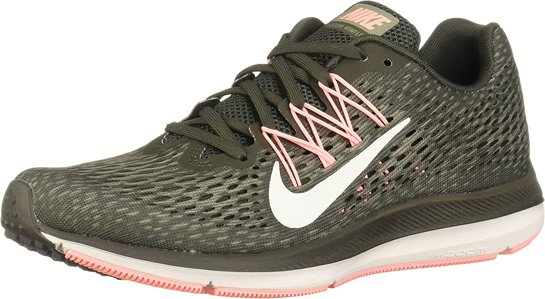 NIKE Wmns Zoom Winflo 5, Zapatillas de Running para Mujer: Amazon ...