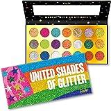 RUDE Rude united shades of glitter - 21 pressed glitter palette