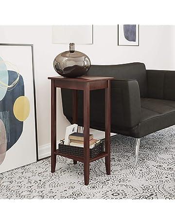 Terrific End Tables Amazon Com Machost Co Dining Chair Design Ideas Machostcouk