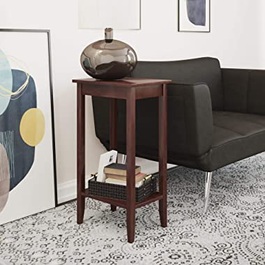 DHP 5138096 Rosewood Tall End Table, Coffee