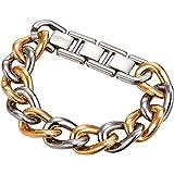 Esprit - Bracelet - Acier inoxydable - 19.0 cm - S.ELBR11606G195