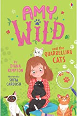 Amy Wild and the Quarrelling Cats (Amy Wild, Animal Talker) Paperback