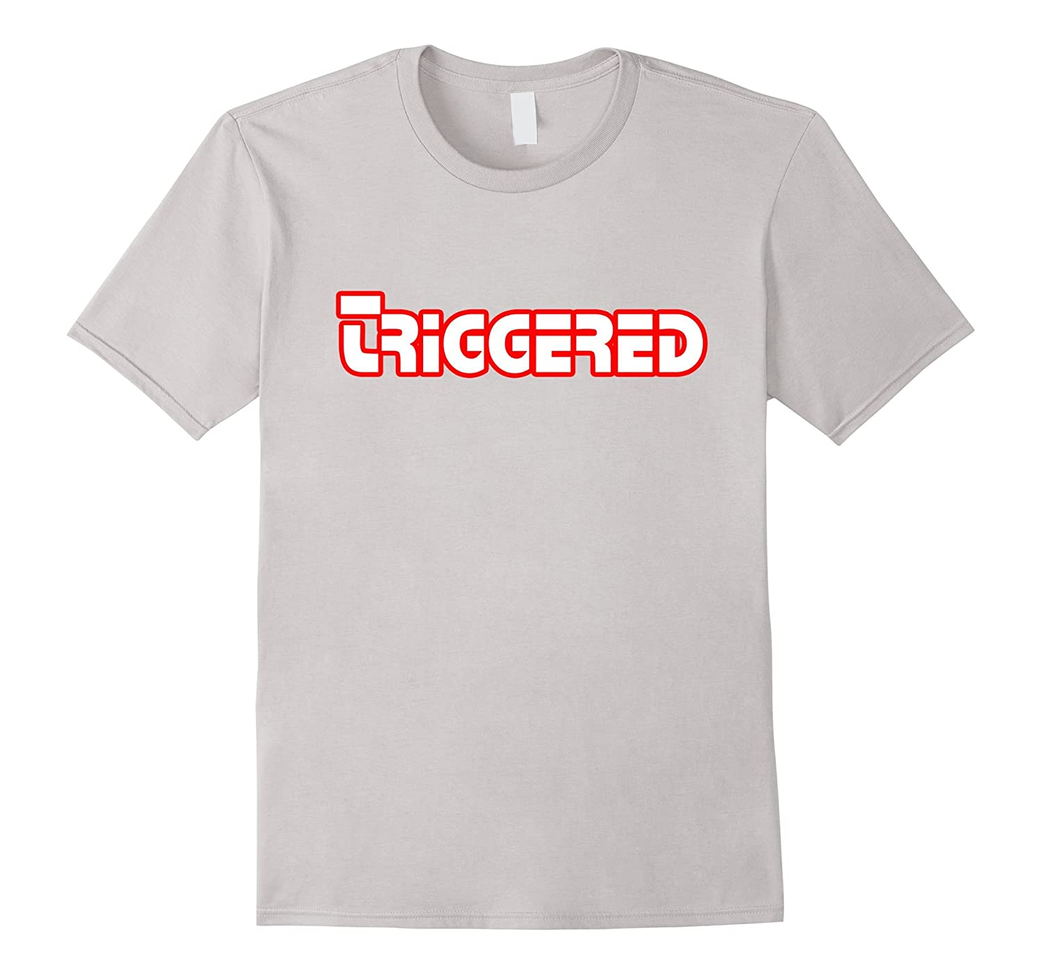 Fun D Mental - Triggered T-shirt-BN
