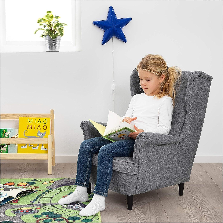 IKEA Strandmon ChildrenS Armchair Vissle Gray