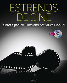 Estrenos de cine: Short Spanish Films and Activities Manual (World Languages)