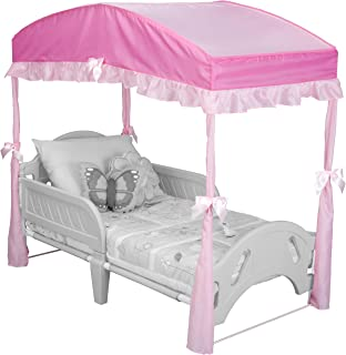 Delta Children Girls Canopy for Toddler Bed Pink  sc 1 st  Amazon.com & Amazon.com : Delta Children Canopy Toddler Bed Disney Frozen : Baby