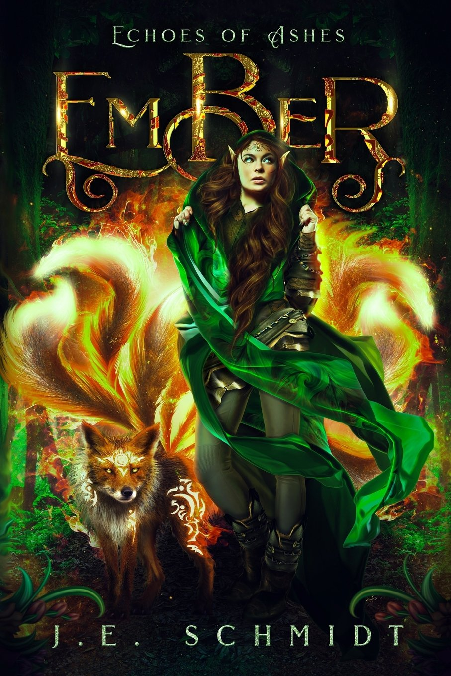 Download Ember (Echoes of Ashes) (Volume 1) pdf
