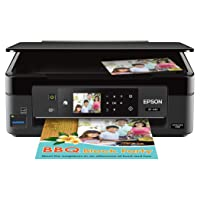 Deals on Epson Expression Home XP-440 Wireless All-In-One Printer C11CF2720