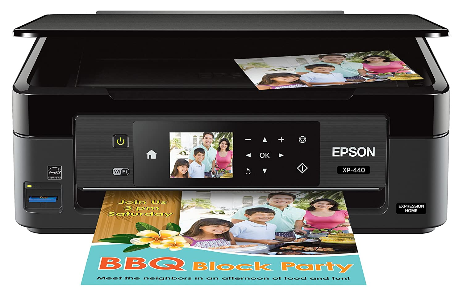 Epson Expression Home XP-440 W...