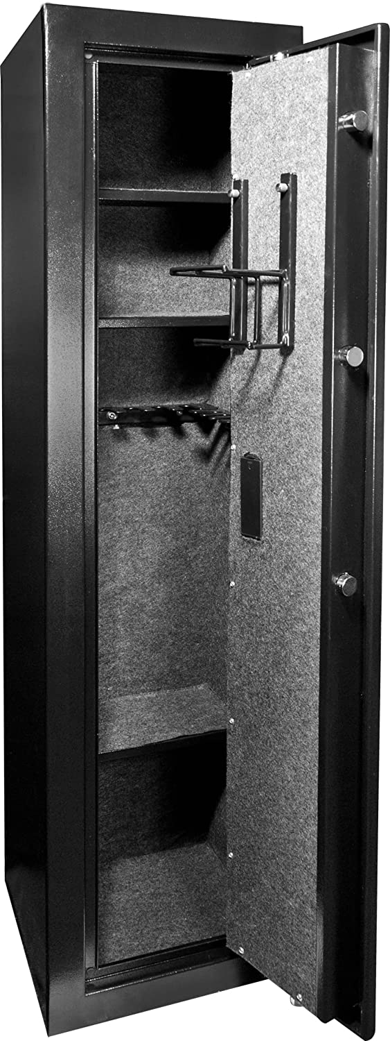 open Barska Large Biometric Safe