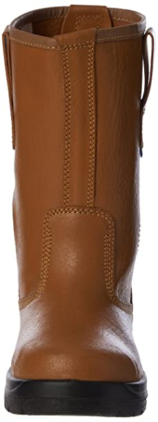 Himalayan 9001 S1P SRC Tan HyGrip Steel Toe Cap Safety Rigger Boots Work Boot
