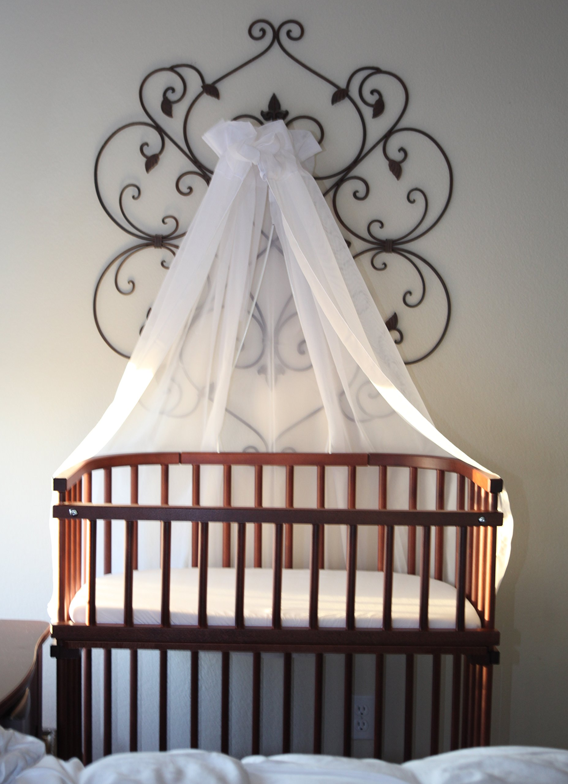 Canopy for babybay - All White by babybay (Image #5)
