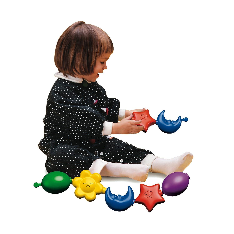 Quercetti 20 Formes En Plastique /À Emboiter