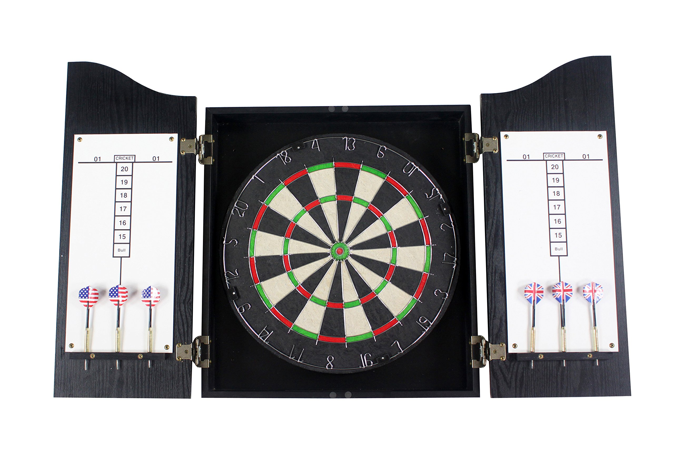 Heritage Bristle Dart Board Complete Set
