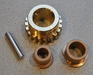 Ariens Worm Gear Bushing Pin Rebuild Kit 524026 MADE IN USA