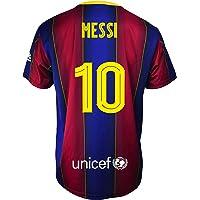 Champion's City Kit - Jugadores - Camiseta y Pantalón Infantil Primera Equipación - FC Barcelona - Réplica Autorizada…