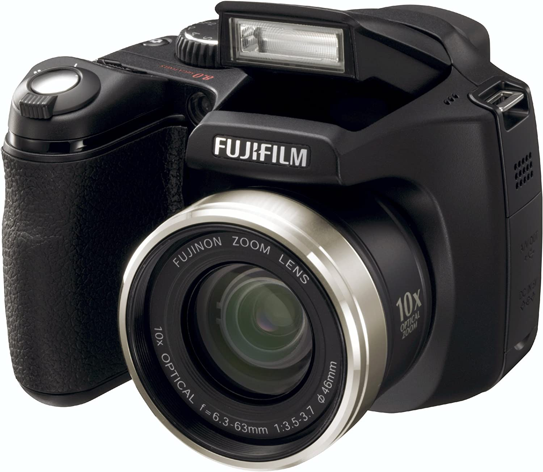 Fujitsu FinePix S5800 - Cámara Digital Compacta 8 MP (2.5 Pulgadas ...