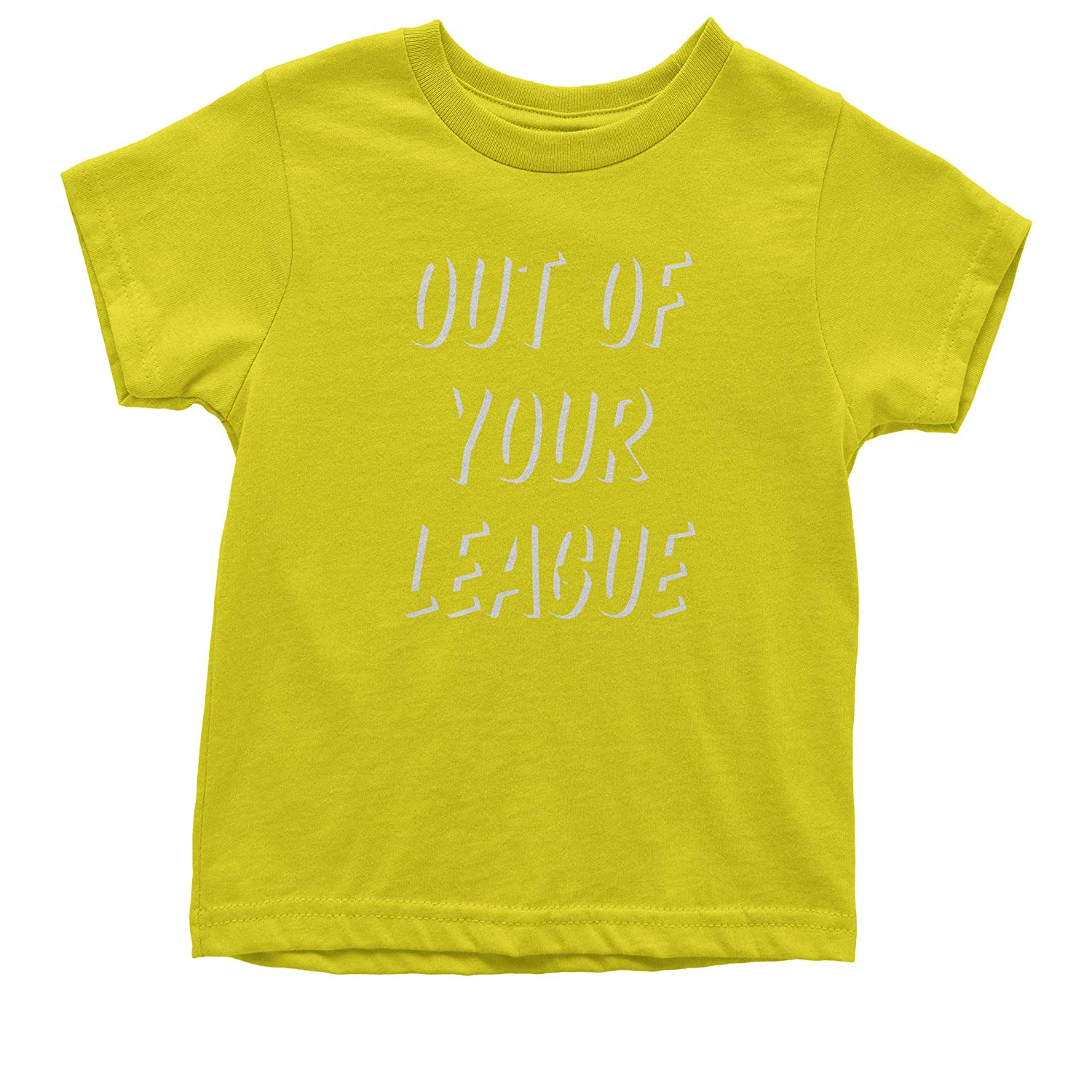 Expression Tees Out of Your League Youth T-Shirt