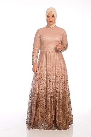 Modest Plus Size - Costumized Plus Size Bihter Night Dress ...