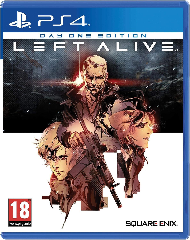 Left Alive - PlayStation 4 [Importación inglesa]: Amazon.es ...