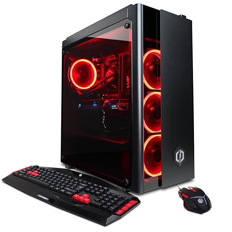 CYBERPOWERPC Gamer Xtreme VR GXiVR8200A Gaming PC
