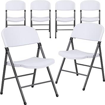 Amazon.com: Flash Furniture HERCULES Series 330 lb. Silla ...