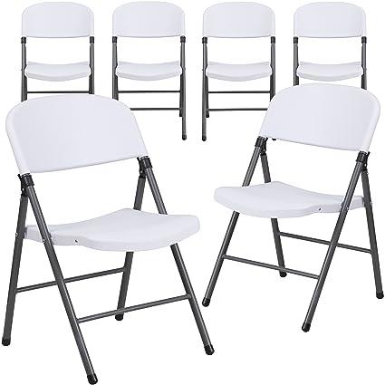 amazon com flash furniture 6 pk hercules series 330 lb capacity