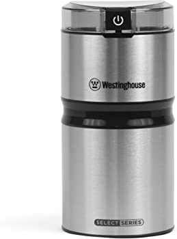 Westing House WCG21SSA Stainless Steel Electric Coffee and Spice Grinder
