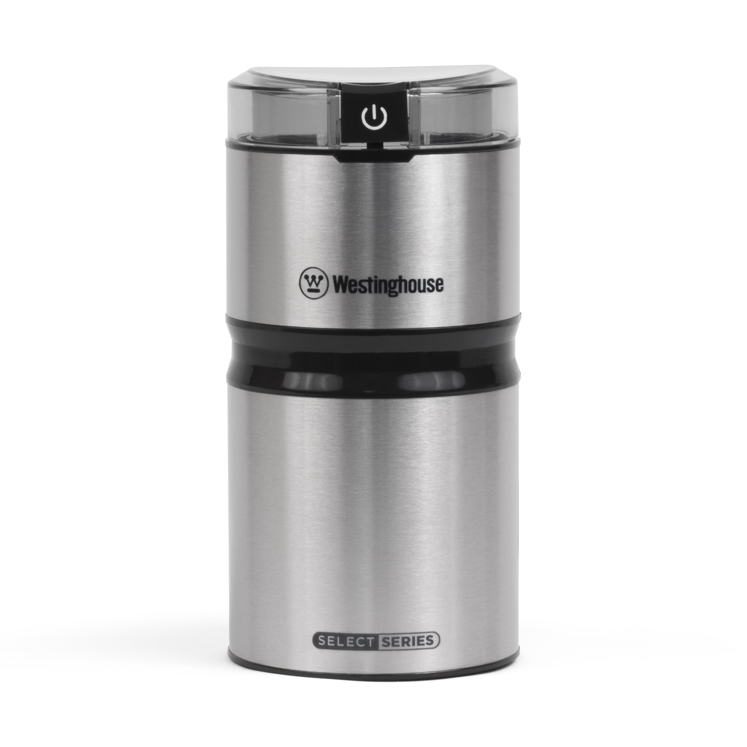 Westinghouse WCG21SSA Select Series Stainless Steel Electric Coffee and Spice Grinder - Amazon Exclusive by Westinghouse