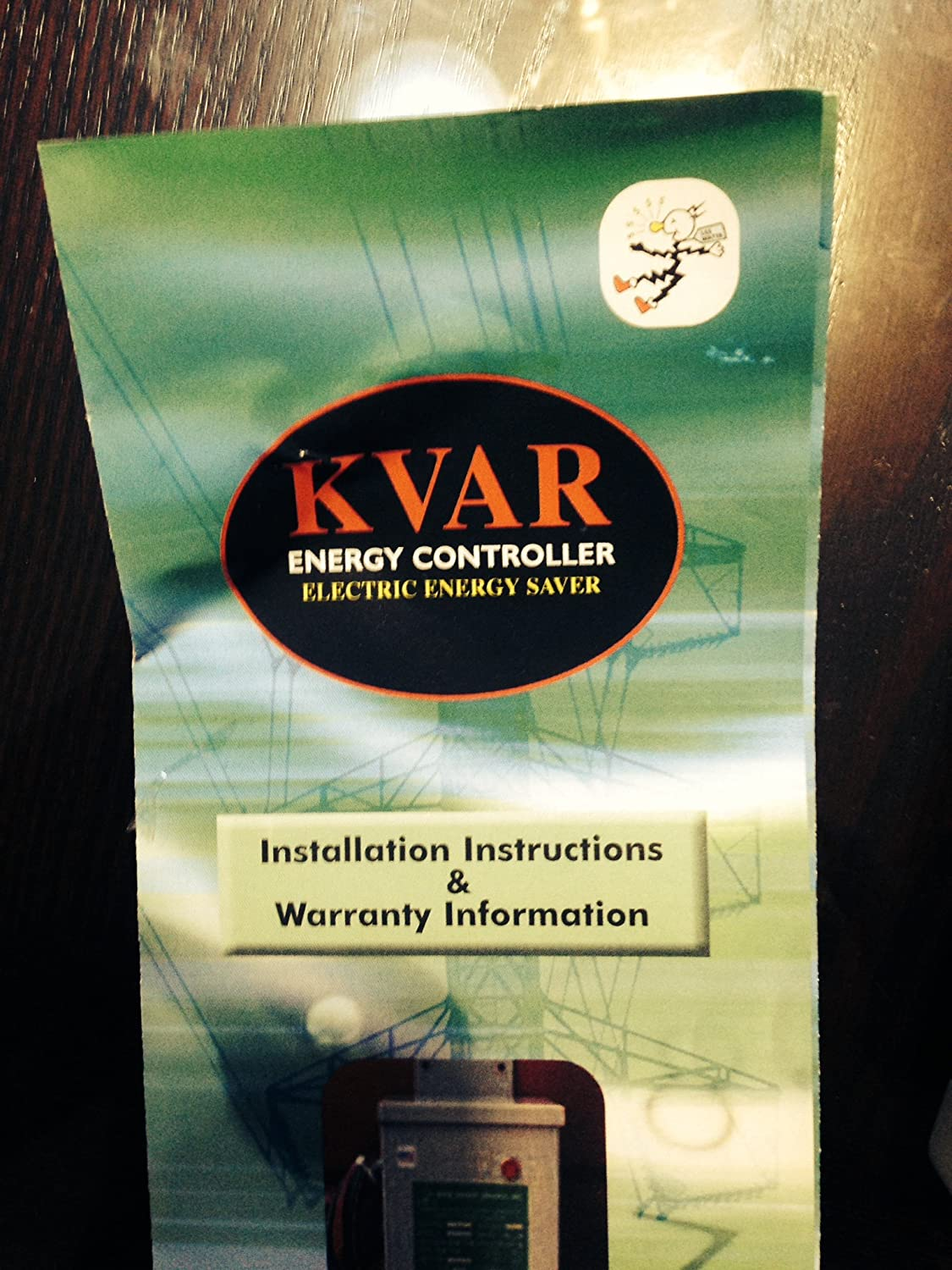 Kvar Energy Saving Controller Save 8 To 10 Per Month Circuit Design For Sale Power Saver And Electricity Optimizer Buy On Your Electric Bill Home Car Electronics